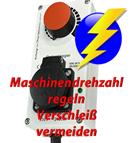 Elektronischer Drehzahlregler Werkzeug