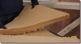 ratgeber d mmstoff schaumstoff schneiden. Black Bedroom Furniture Sets. Home Design Ideas