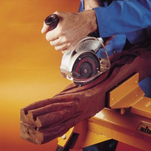Anwendung Industrial Woodcarver