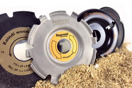 Woodcarver Kaindl Bayerwald Vergleich