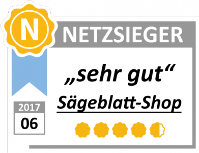 Netzsieger Test Sägeblatt Shop